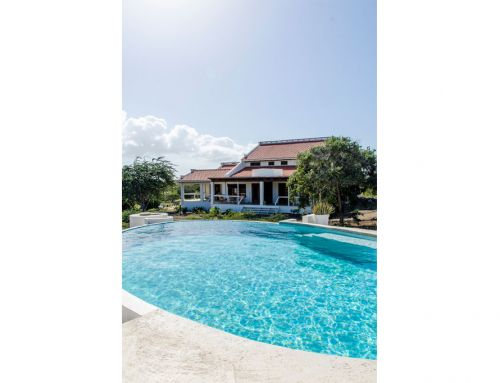 Zwembad Villa San Sebastian, Curacao